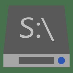 Drive S icon
