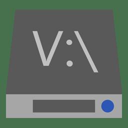 Drive V icon