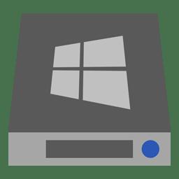 Drive Windows 8 icon
