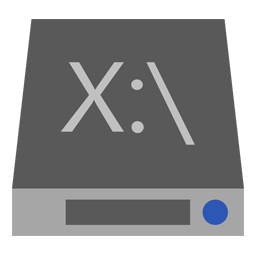 Drive X icon