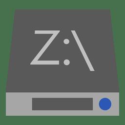 Drive Z icon