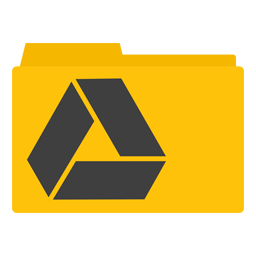 Google Drive Folder icon