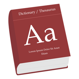 Mac Dictionary icon