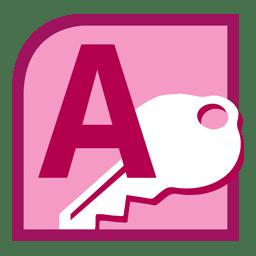 Microsoft Access 2010 icon