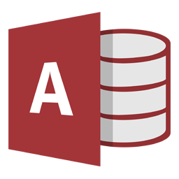 Microsoft Access 2013 Icon | Simply Styled Iconset ...