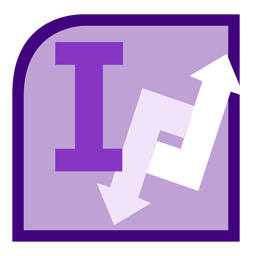Microsoft InfoPath 2010 Icon | Simply Styled Iconset ...