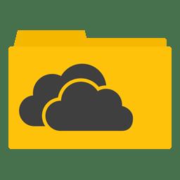 Microsoft OneDrive Folder icon