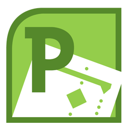 Microsoft Project 2010 icon