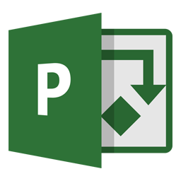 Resultado de imagem para Microsoft Project icon png