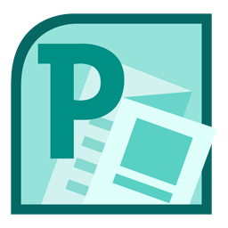 Microsoft Publisher 2010 icon