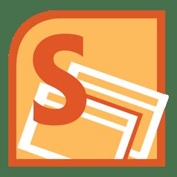 Microsoft SharePoint 2010 icon