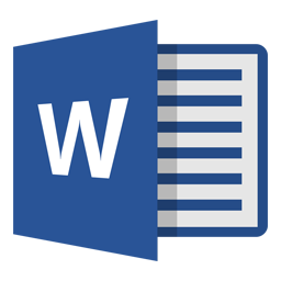microsoft word 2013 icon simply styled iconset dakirby309