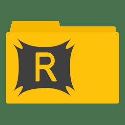 RocketDock Folder icon