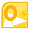 Microsoft-Outlook-2010 icon