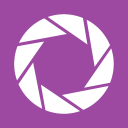 Web Aperture Metro icon