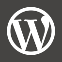 Web Wordpress alt Metro icon