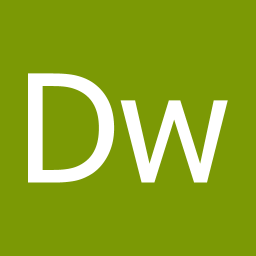 Apps Adobe Dreamweaver Metro icon