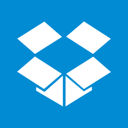 Apps Dropbox Metro icon