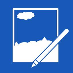 Apps Paint NET Metro icon