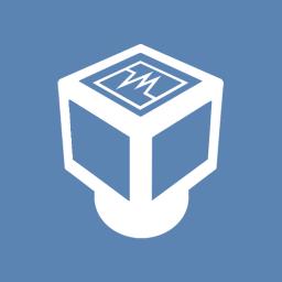 Apps VirtualBox Metro icon