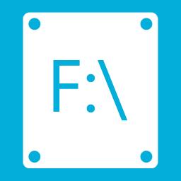 Drives F Metro icon