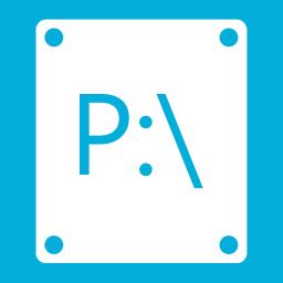 Drives P Metro icon
