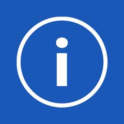 Folders OS Info Metro icon
