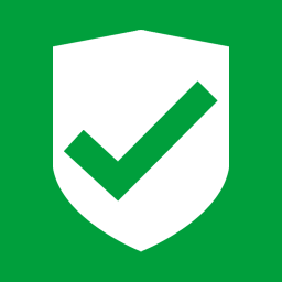 Folders OS Security Approved Metro icon