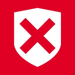 Folders OS Security Denied Metro icon