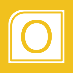 Office Apps Outlook alt 1 Metro icon