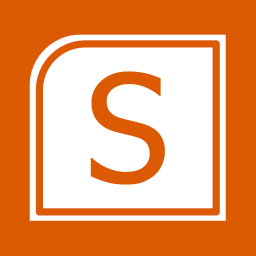 Office Apps SharePoint Metro icon