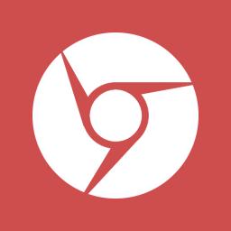 Web Browsers Google Chrome alt Metro icon
