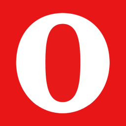 Web Browsers Opera alt Metro icon