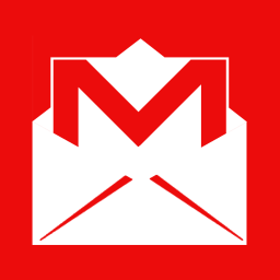 Web Gmail alt Metro icon