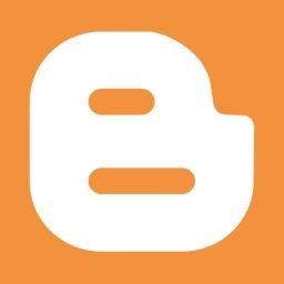 Web Google Blogger Metro icon