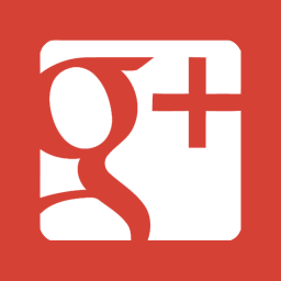 Web Google plus Metro icon