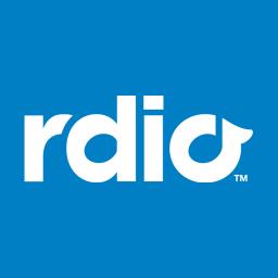 Web Rdio alt Metro icon