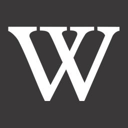 Web Wikipedia alt 1 Metro icon