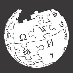 Web Wikipedia alt 2 Metro icon