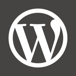 Web Wordpress alt Metro icon