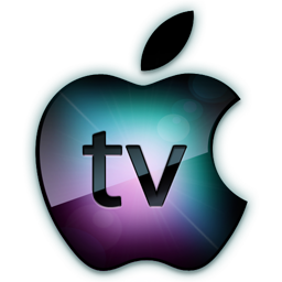 Apple TV Logo Icon | Apple TV Iconset | Dan Wiersema