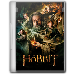 Hobbit 2 v3 The Desolation of Smaug icon