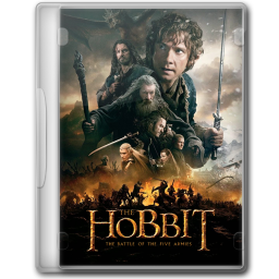 Hobbit 3 v3 The Battle of the Five Armies icon