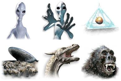 Junior Skeptic Icons