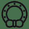 Wreath icon