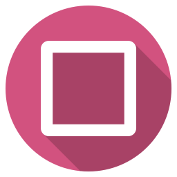 playstation square icon