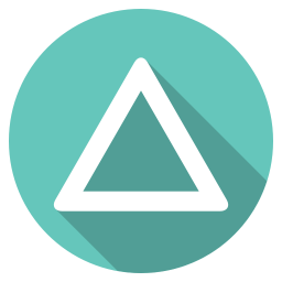 playstation triangle icon