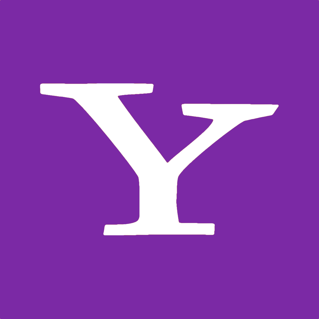 Yahoo Icon | Simple Iconset | Dan Leech
