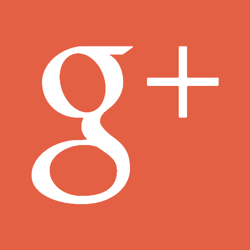 Icon for following the museum on Google Plus