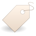 Actions tag icon
